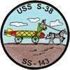 USS S-38 (SS-143)