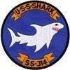 USS Shark (SS-314)