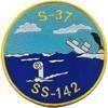 USS S-37 (SS-142)