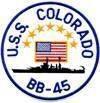 USS Colorado (BB-45)