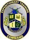 Expeditionary Training Command (ETC), Navy Expeditionary Combat Command (NECC)