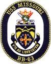 USS Missouri (BB-63)