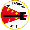 USS Canopus (AS-9)