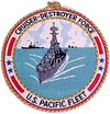 Commander, Cruiser-Destroyer Force, Pacific Fleet