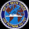 USS Putnam (DD-757)