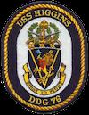 USS Higgins (DDG-76)