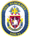 USS Pinckney (DDG-91)