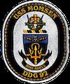 USS Momsen (DDG-92)