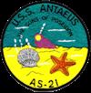USS Antaeus (AS-21)