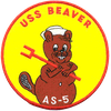 USS Beaver (AS-5)