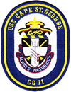 USS Cape St. George (CG-71)
