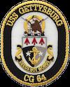 USS Gettysburg (CG-64)