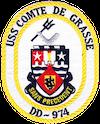 USS Comte De Grasse (DD-974)