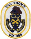 USS Thorn (DD-988)