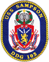 USS Sampson (DDG-102)