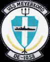 USS Meyerkord (DE/FF-1058)