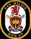 USS Milius (DDG-69)