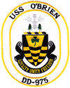 USS O'Brien (DD-975)