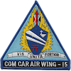 Commander Carrier Air Wing 15 (CVW-15)