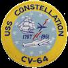 USS Constellation (CVA-64)
