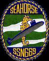 USS Seahorse (SSN-669)