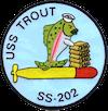 USS Trout (SS-202)