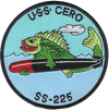 USS Cero (SS-225)