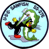 USS Sawfish (SS-276)