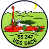 USS Dace (SS-247)
