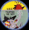 USS Tilefish (SS-307)