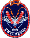 USS Entemedor (SS-340)