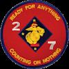 2nd Bn, 7th Marine Regiment (2/7)