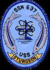 USS Sturgeon (SSN-637)