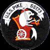 USS PIKE (SS-173)