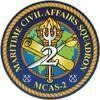 Maritime Civil Affairs Squadron 2 (MCAS-2), Maritime Civil Affairs Group (MCAG)