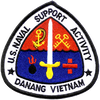 Lighterage Section, Headquarters, NSA Danang, Vietnam