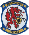 HSC-84 Red Wolves