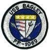USS Bagley (FF-1069)