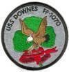 USS Downes (FF-1070)