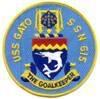 USS Gato (SSN-615)