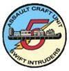 Assault Craft Unit 5 (ACU-5)