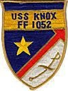USS Knox (FF-1052)