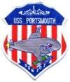 USS Portsmouth (SSN-707)