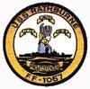 USS Rathburne (FF-1057)