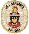 USS Reasoner (FF-1063)