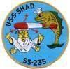 USS Shad (SS-235)