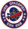USS Spadefish (SSN-668)