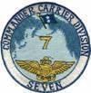 Carrier Division 7 (COMCARDIV 7)