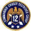 Cruiser Destroyer Group 12, Commander, Naval Surface Force, Atlantic (COMNAVSURFLANT)