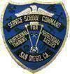HQ, Service School Command (Faculty/Staff) San Diego, CA